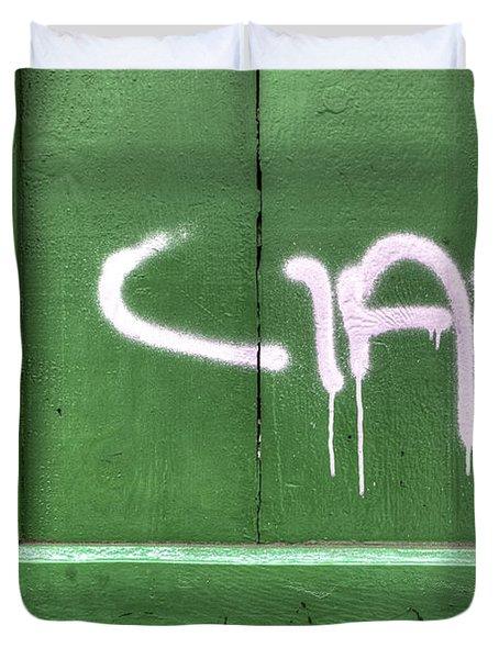 Ciao Duvet Cover by Joana Kruse