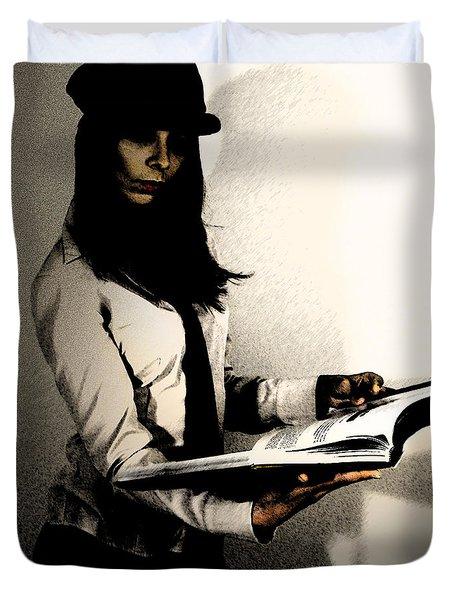 Clea Duvet Cover