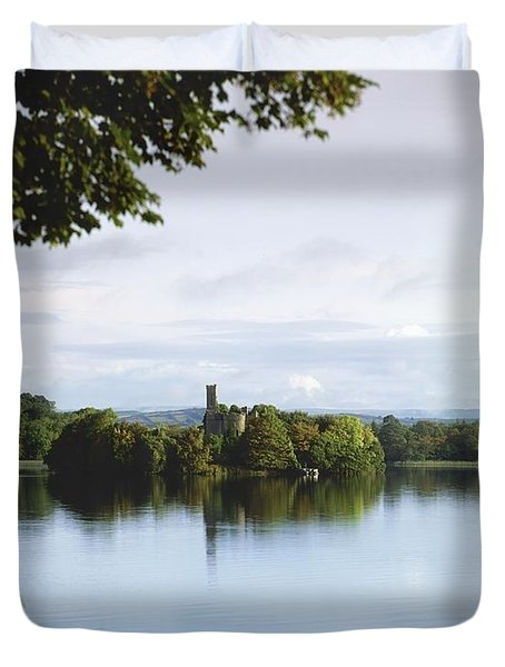 Co Roscommon, Lough Key Duvet Cover by The Irish Image Collection