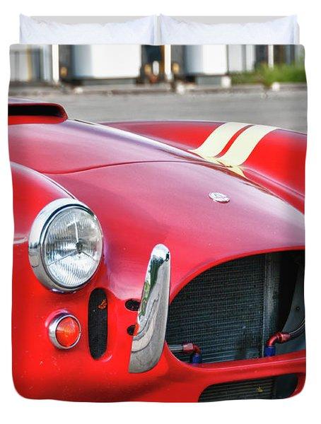 Cobra 427 Duvet Cover by Guy Whiteley