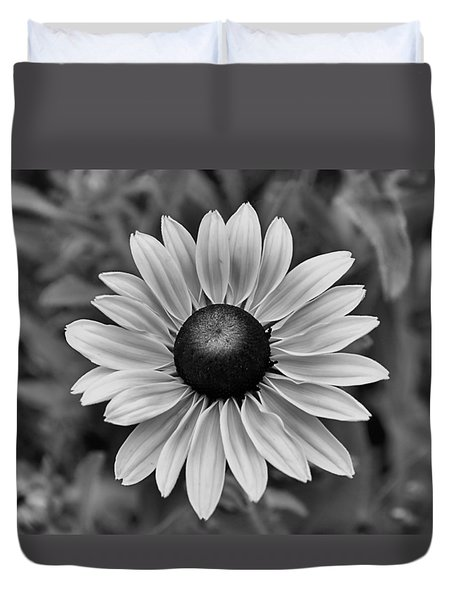 Colorless Duvet Cover