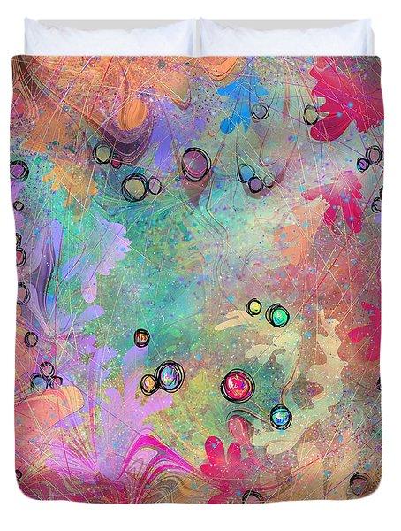 Community Duvet Cover by Rachel Christine Nowicki