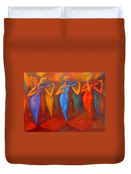 Composition  Duvet Cover