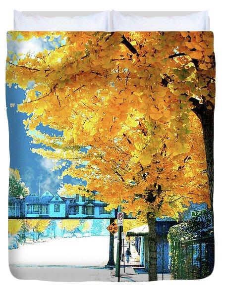Cooper Street Memphis Duvet Cover