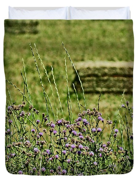 Country Gardens Duvet Cover