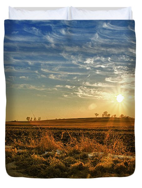 Country Light Duvet Cover