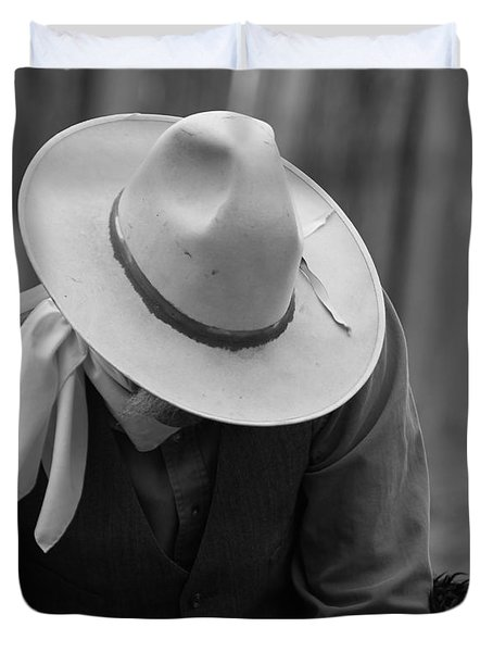 Cowboys Signature Duvet Cover