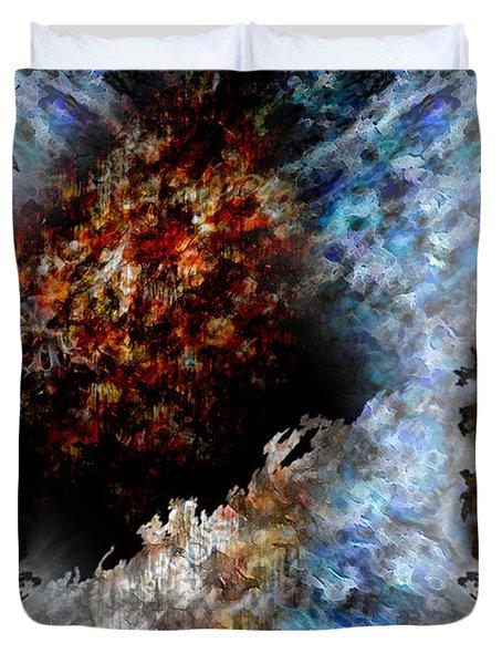 Creation Duvet Cover by Christopher Gaston