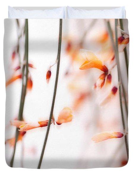 Curtain Duvet Cover by Priska Wettstein