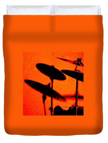 Cymbalic Duvet Cover