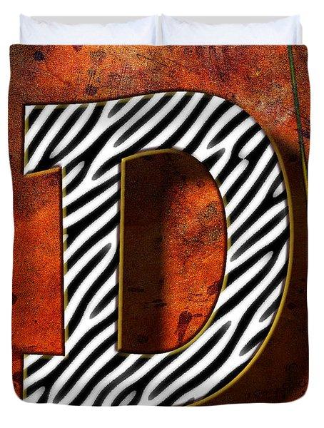 D Duvet Cover by Mauro Celotti