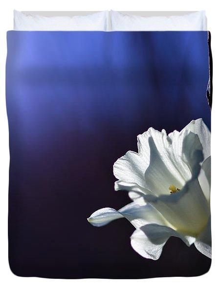 Daffodil Light Duvet Cover