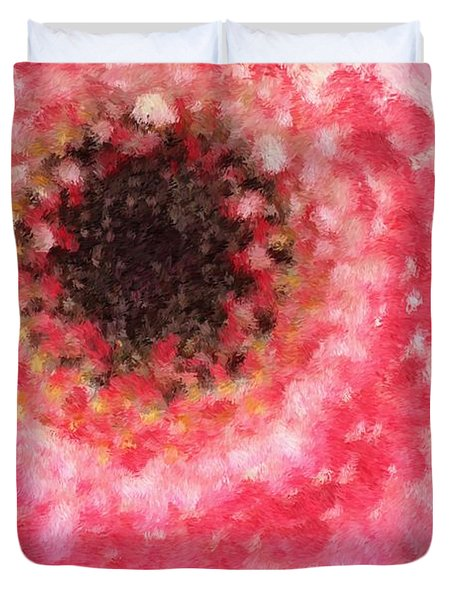 Daisy Love Duvet Cover by Heidi Smith