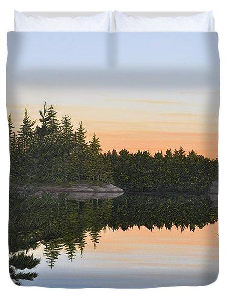 Dawns Early Light Duvet Cover