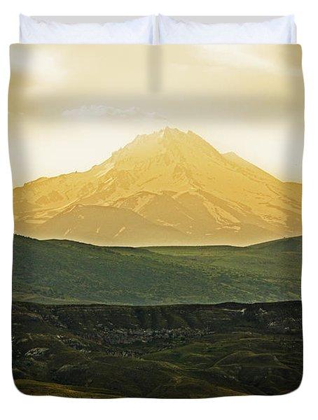 Daybreak Duvet Cover by Andrew Paranavitana