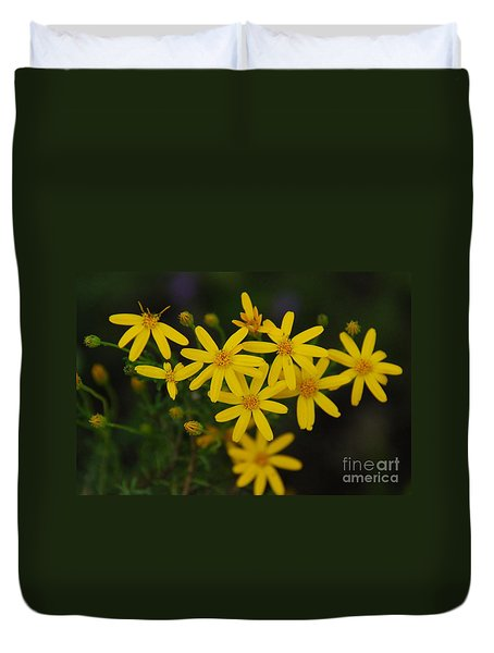 Duvet Cover featuring the photograph Dbg 041012-0281 by Tam Ryan