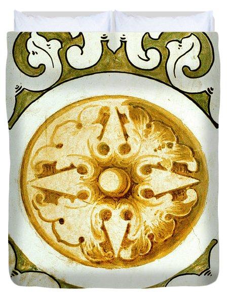 Decorative Art Duvet Cover by Gaspar Avila