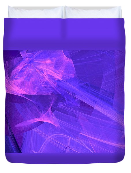 Definhareis Duvet Cover by Jeff Iverson