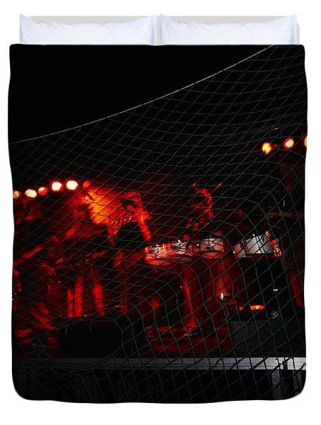 Demon Band Duvet Cover