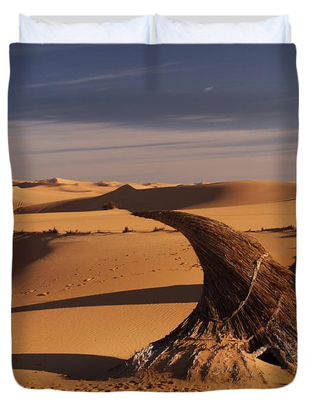 Desert Luxury Duvet Cover