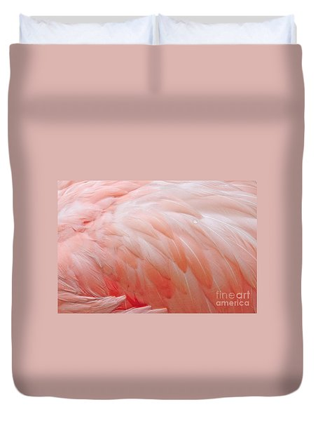 Dewy Featherbed Duvet Cover by Cindy Lee Longhini