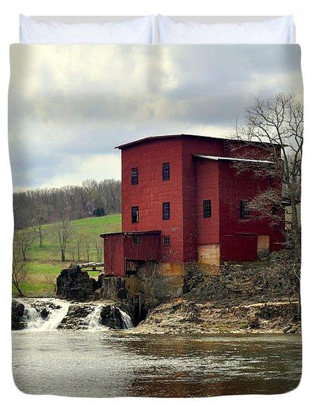 Dillard Mill Duvet Cover by Marty Koch