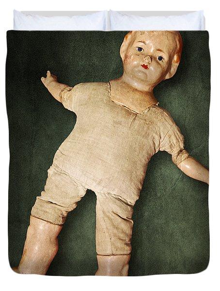 Doll Duvet Cover by Joana Kruse