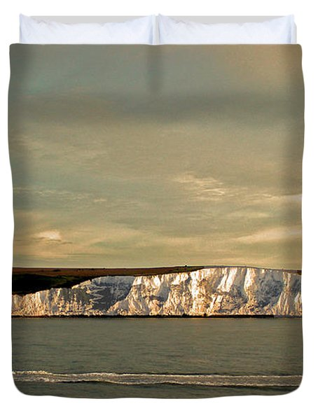 Dover Duvet Cover by Linsey Williams