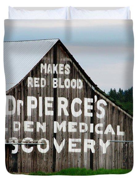 Dr. Pierce Barn 110514.98.1 Duvet Cover