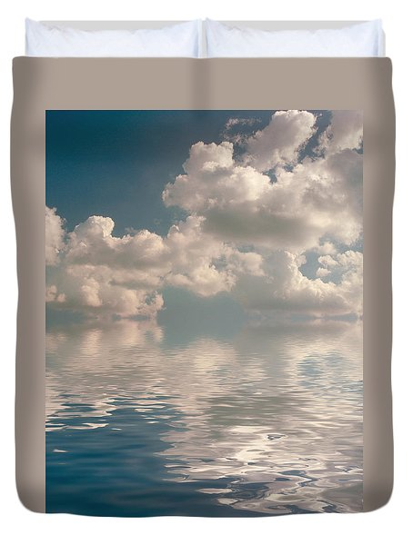 Dreamscape Duvet Cover by Jerry McElroy