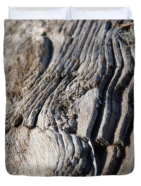 Driftwood Duvet Cover