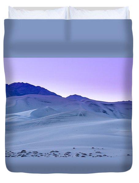 Eureka Dune Sunrise Duvet Cover