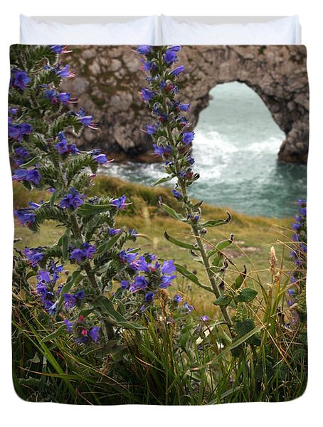 Durdle Door Duvet Cover