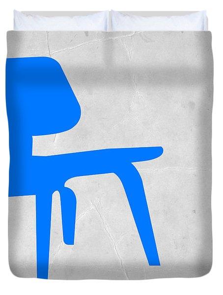 Eames Blue Chair Duvet Cover