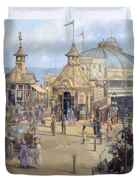 Eastbourne Duvet Cover by Peter Miller