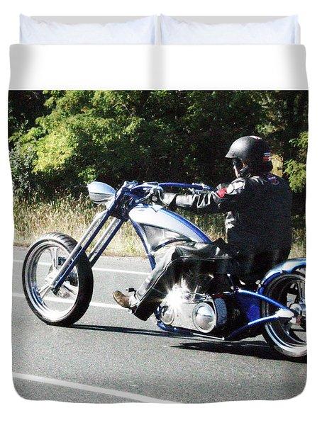 Easy Rider Duvet Cover