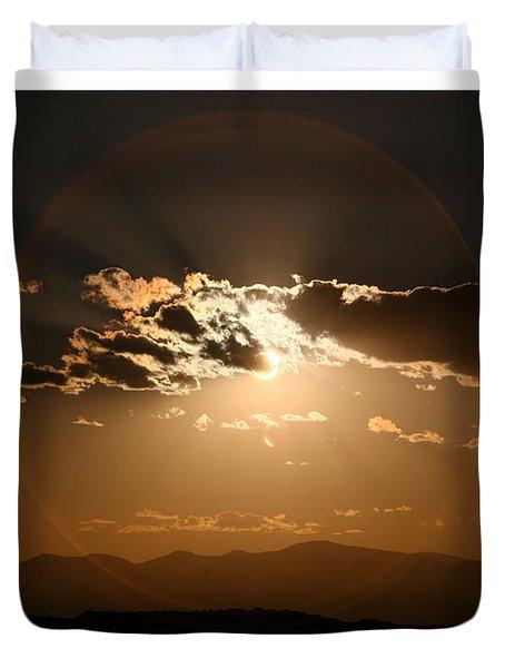 Eclipse 2012 Duvet Cover