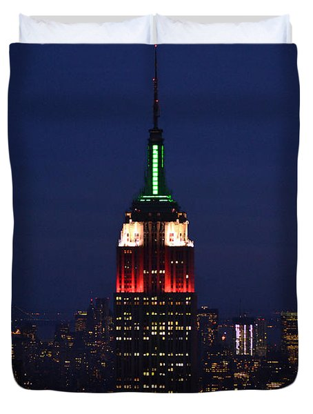 Empire State Building1 Duvet Cover