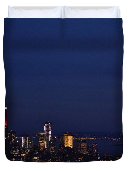 Empire State Building3 Duvet Cover