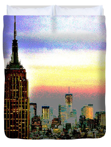 Empire State Building4 Duvet Cover