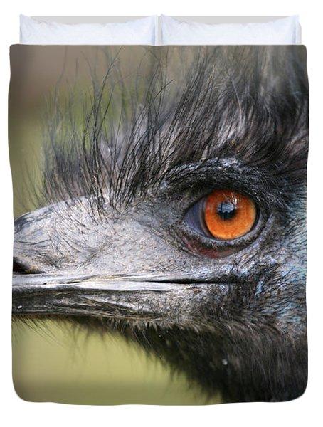 Emu Duvet Cover