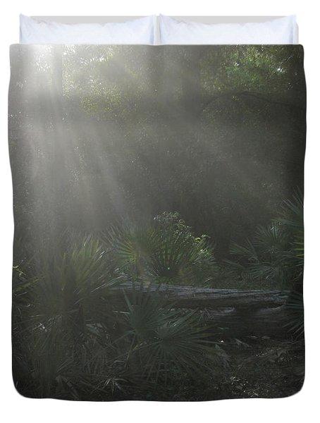Enchanted Glen Duvet Cover