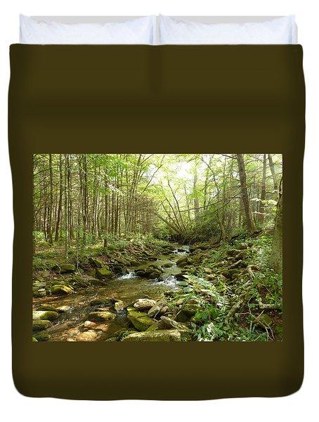 Enchanted Stream Duvet Cover