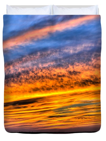 Endless Color Duvet Cover