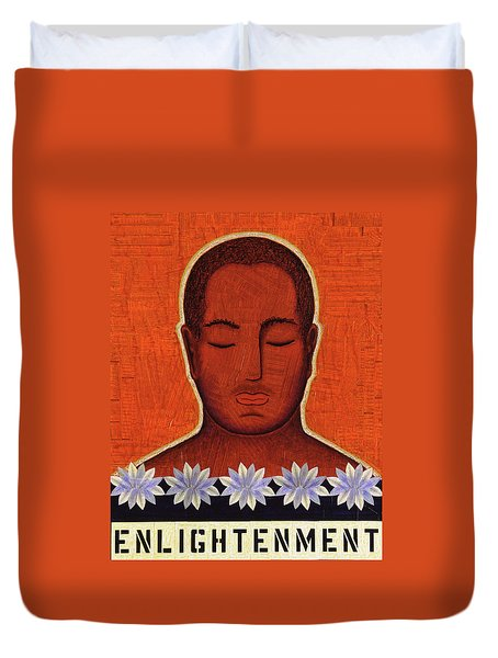 Enlightenment Duvet Cover