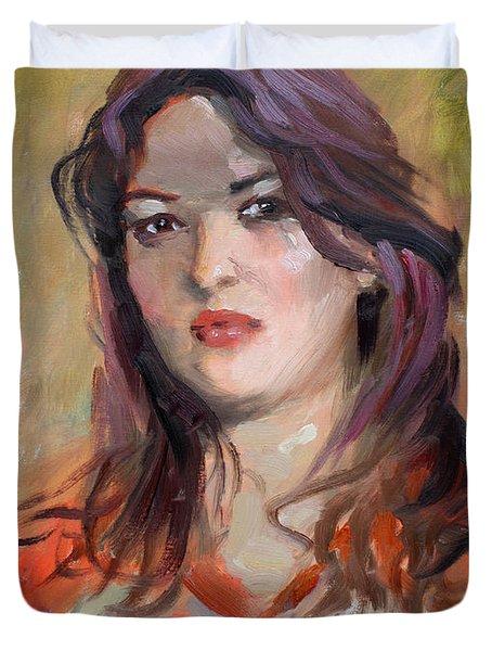 Eriola Duvet Cover
