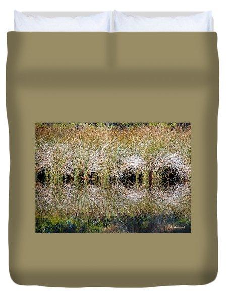 Escape Hatches Duvet Cover