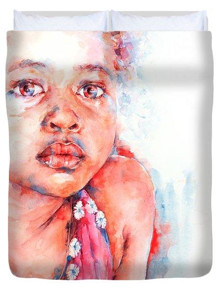 Eternal Dream Duvet Cover by Stephie Butler