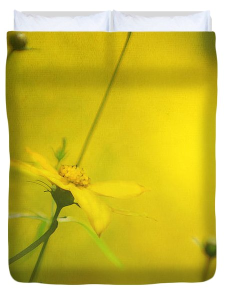 Faded Dreams Duvet Cover by Darren Fisher