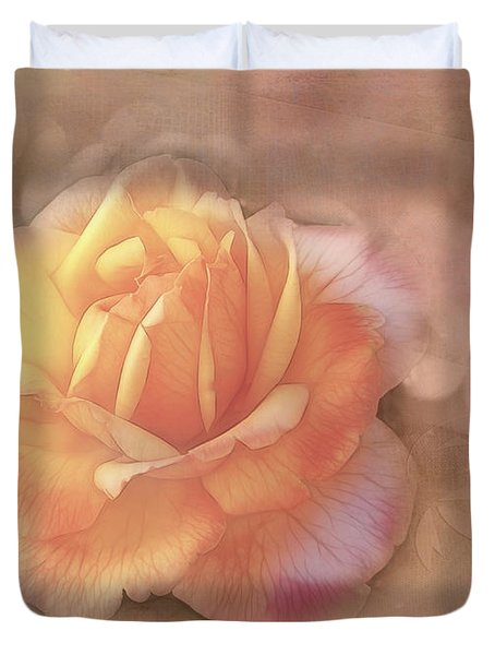 Faded Memories Duvet Cover by Judi Bagwell